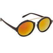 Arzonai Spartan MA-005-S7 Unisex Round Sunglasses