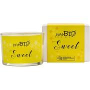 puroBIO Home Home - Organic Candle - 01 Sweet