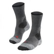 Falke TK4 Men Socks Asphalt Mel