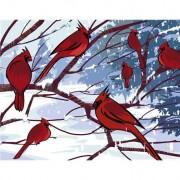 Rode Vogeltjes