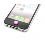 iPhone iPad iPod Lyx Hemknapp (Rosa)