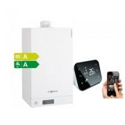 Centrala termica Viessmann Vitodens 100-W 26 kw cu Salus IT500 control prin internet