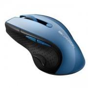 Безжична мишка CANYON 2.4Ghz wireless mouse, optical tracking - blue LED, 6 buttons, DPI 1000/1200/1600, Черна, CNS-CMSW01B
