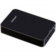 "Intenso Externe 3,5""-Festplatte Memory Center mit 8 TB, USB 3.0, schwarz"