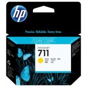 HP 711 29-ML YELLOW INK CARTRIDGE - CZ132A