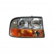 Faro Chevrolet S10 1998 1999 2000 2001 2002 2003 2004 / Chevrolet Blazer / Oldsmobile Bravada 1998-2001 Con Niebla Derecho Wld