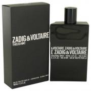Zadig & Voltaire This Is Him Eau De Toilette Spray 3.4 oz / 100.55 mL Men's Fragrances 539434