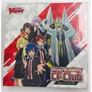 Set Joc Carti Cardfight Vanguard Miyaji Academy Cf Club Booster