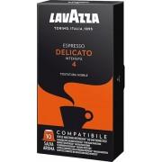Capsule Lavazza Espresso Delicato – Compatibile Nespresso® 10 buc