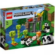 Конструктор Лего Майнкрафт - Детска градина за панди, LEGO Minecraft, 21158