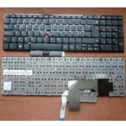 Клавиатура за Lenovo ThinkPad Edge E520, UK, черна