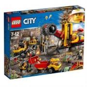 Lego City. 60188 Kopalnia