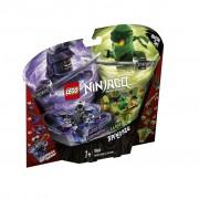 Lego Spinjitzu Lloyd vs. Garmadon