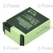 2-Power Digitalkamera Batteri GoPro 3.7v 950mAh (AHDBT-201)