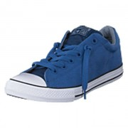 Converse Chuck Taylor All Star Street Nightfallblue/glacier Grey/wht, Shoes, blå, EU 27