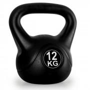 Klarfit Kettlebell, gömbsúly, kettlebell súlyzó, 12 kg (FIT-Ketbell 12Kg)