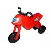 Bicicleta pentru copii fara pedale 58 x 46 x 28 pe albastru sau rosu