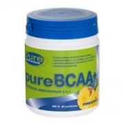 Pure Sport Nutrition Pure BCAA 400 gram Pineapple