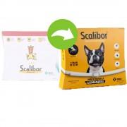 2 x Scalibor® (48 cm) collar antiparasitario para perros pequeños y medianos