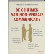Deltas boek de geheimen van non verbale communicatie