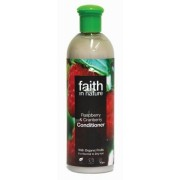 Faith In Nature balzsam málna-vörösáfonya 250 ml