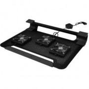 Cooler Master CoolerMaster NotePal U3 Plus Zwart