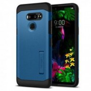 Carcasa Spigen Tough Armor LG G8 ThinQ Blue