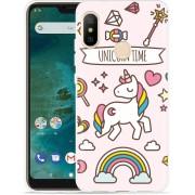 Xiaomi Mi A2 Lite Hoesje Unicorn Time