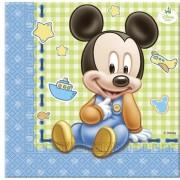 Miki Maus Baby salvete dvoslojne 20 kom