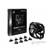 Be quiet! Silent Wings 3 140mm ventilator