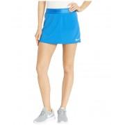 Nike Court Dry Skirt Stretch Signal BlueWhiteWhiteSignal Blue