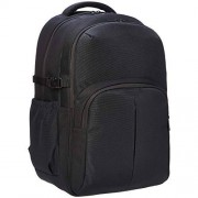 "Amazon Basics AmazonBasics Urban Laptop Backpack, 15"", Black"