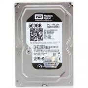 "Hard disk HDD 3.5"" SATA3 7200 500GB WD Black WD5003AZEX, 64MB"