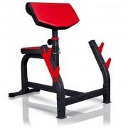 Bench curl fitness klupa sa sjedalom noviji model marbo