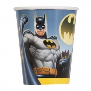 Batman Feestbekers Batman 8 stuks