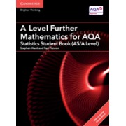 A Level Further Mathematics for AQA Statistics Student Book (AS/A Level) with Cambridge Elevate Edition (2 Years) (Ward Stephen)(Mixed media product) (9781316644324)