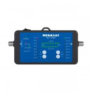 MegaSat HD 1 Smart Sat Messgerät Bluetooth App Steuerung inkl. 10.000mAh Powerbank