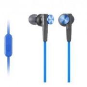 Слушалки Sony Headset MDR-XB50AP blue - MDRXB50APL.CE7