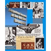 Forgotten Secrets of the Old Time Strongmen, Paperback/Dave Yarnell