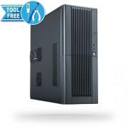 """CHIEFTEC LBX-02B-U3-OP, Uni Series, 2xUSB3.0+Audio, 4x5.25""""/2x3.5"""", 6x3.5"""", ATX, black"""
