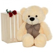 Star Enterprise Teddy Bear Soft Toy Cream 4 fit