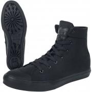Black Premium by EMP Walk The Line Sneaker high EU36, EU37, EU38, EU39, EU40, EU41, EU42, EU43, EU44, EU45, EU46 Unisex