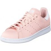 adidas Originals Stan Smith W Icey Pink F17/ftwr White/icey, Skor, Sneakers och Träningsskor, Låga sneakers, Vit, Dam, 40