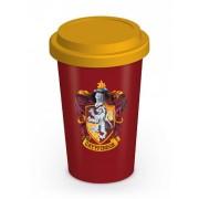 Pyramid Harry Potter - Travel Mug Gryffindor