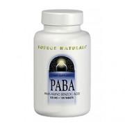 PABA 100mg 100 Tablets