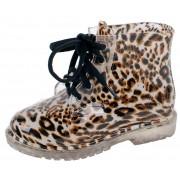 Gevavi Boots Nora meisjes en dameslaars pvc Schoenmaat: 32 bruin/beige