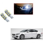 Auto Addict Car T10 9 SMD Headlight LED Bulb for Headlights Parking Light Number Plate Light Indicator Light For Volvo S90