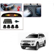 Auto Addict Car Black Reverse Parking Sensor With LED Display For Mitsubishi Pajero Sport