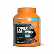 Named Sport Super 100% Whey Integratore Gusto Smooth Chocolate, 908 g