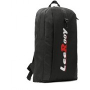 LeeRooy 18 inch Inch Laptop Backpack(Black)